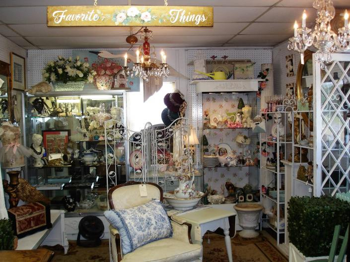 We have an abundance of home decor items that are perfect for birthday or Christmas gifts ranging from new to antique!