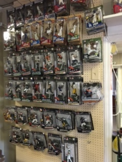 [Image: Mcfarlane Sports Action Figures, Collectibles, Football, Baseball, Basketball]